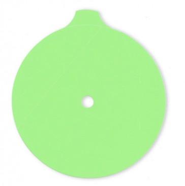 5 x Green Discs - Coarse