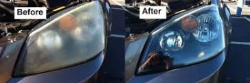 Scratch UK Headlight Polishing Kit