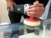 Scratch UK Headlight Polishing Abrasive Disc