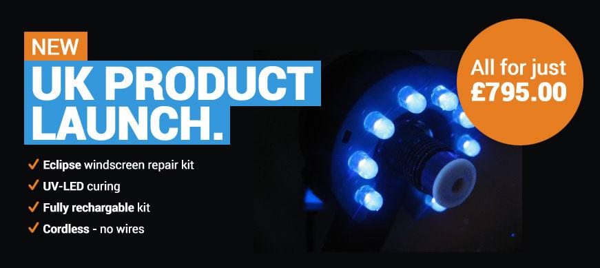 UV-LED Curing